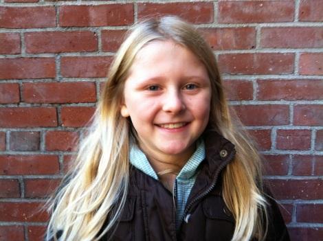 Julia - 4th Grade