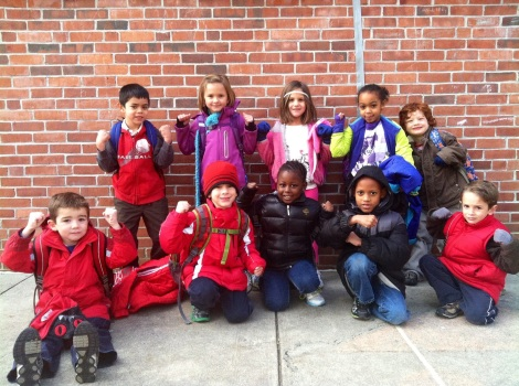 K2- Anika, Anthony, Ben, Happiness, Jacob, Mauricio, Naijaya, Rory, Tessa, Timmy, and Zev.