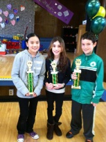 2013 Spelling Bee Winners